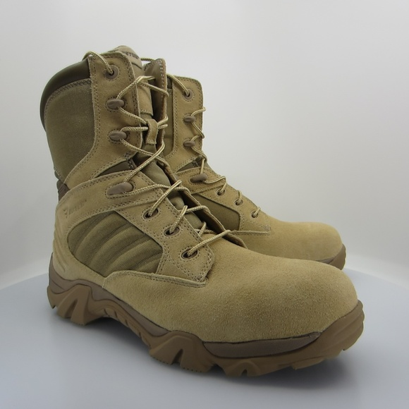 ee939e31a86 BATES MEN'S GX-8 DESERT COMPOSITE TOESIDE ZIP BOOT NWT